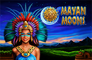 Mayan Moons - новая игра Вулкан