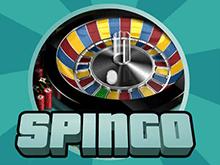 Игровой автомат Спинго на виртуальном сайте Вулкан и Stars